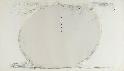 """""""Ovale"""", 1968. ANTONI TÀPIES PUIG"""