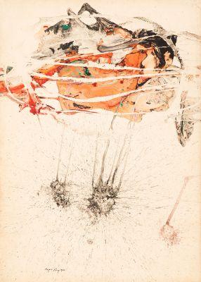 AUGUST PUIG I BOSCH (Barcelona, 1929 – Girona, 1999).