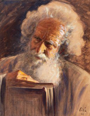 EMILI VILÀ GORGOLL (Llagostera, Girona, 1887 - 1967).