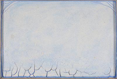 MIQUEL BARCELÓ ARTIGUES (Felanitx, Mallorca, 1957).Untitled, 1979.