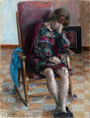 GABINO REY SANTIAGO (Marín, Pontevedra, 1928 - Barcelona, 2006).