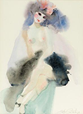 EMILIA CASTAÑEDA MARTÍNEZ (Madrid, 1943).