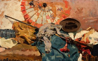 JOAQUÍN SOROLLA Y BASTIDA (Valencia, 1863 - Cercedilla, Madrid, 1923).