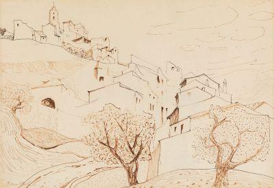 RAMON LLOVET MISEROL (Barcelona, 1917 - 1987).