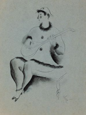 ANTONI CLAVÉ (Barcelona, 1913 - Saint Tropez, France, 2005).