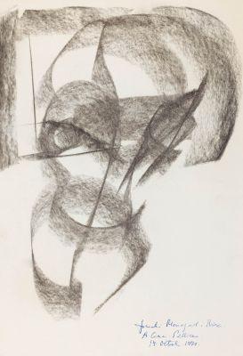 JORDI MARAGALL I MIRA, (Barcelona, 1936).Untitled, 1970.