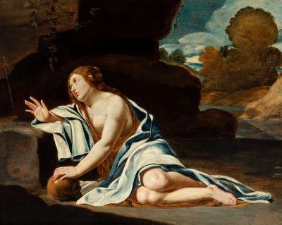 Italian master, circa 1620.