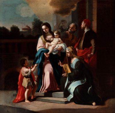 Workshop of FRANCESCO SOLIMENA (Italy, 1657 - 1747).