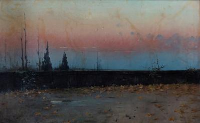 LUIS GRANER ARRUFÍ (Barcelona, 1863 - 1929).