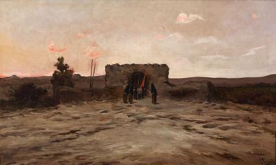 MODEST URGELL INGLADA (Barcelona, 1839 - 1919).
