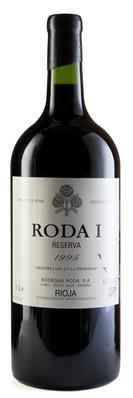 Botella Doble Magnum Roda I, Reserva de 1995