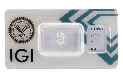 Diamante 1,55 cts