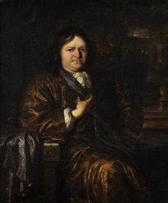 MOOR, Carel de (Leiden, 1655 – 1738).