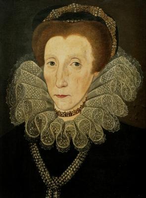 Escuela inglesa del siglo XVI. Círculo de PEAKE, Robert (1551-1619).