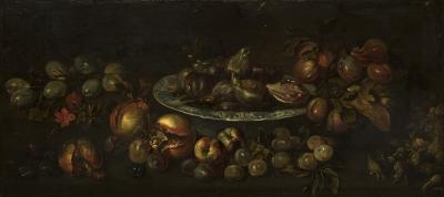 Atribuido a RUOPPOLO, Giovanni Battista (Nápoles, 1629 – 1693).
