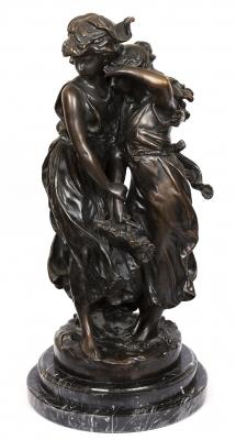 MOREAU, Hippolyte François (Dijon, 1832 – Neuilly-sur-Seine, 1927).