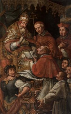 Escuela italiana del siglo XVII