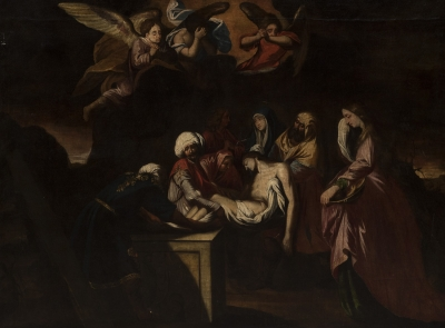 """""""Traslado de Jesucristo al sepulcro"""""""