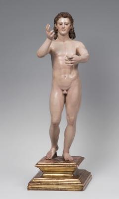 """""""Adán"""". Escuela española, siglo XVII."""