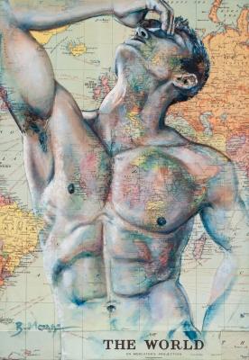 """Oh my world"", 2016. Begoña Monge Moreno"