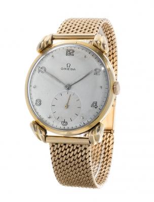 Reloj OMEGA Vintage, unisex, años 40.