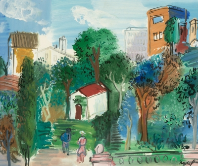 """Paisaje urbano"", 1994. NADAL FARRERAS, Carles"
