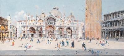 Antonio Reyna Manescau (Coín, Málaga, 1859 – Roma, 1937).