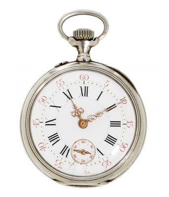 Reloj. Siglo XX.