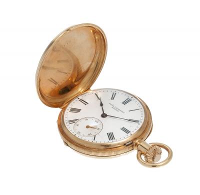 Reloj de bolsillo PEÑA Y SOBRINO MADRID.