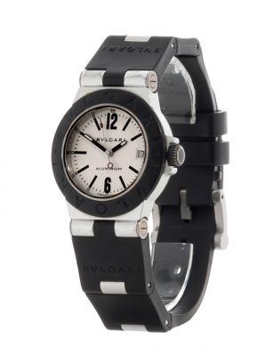 Reloj BVLGARI Diagono Aluminium, para mujer.