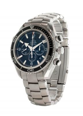 Reloj OMEGA Seamaster Planet Ocean, chronograph, para caballero.