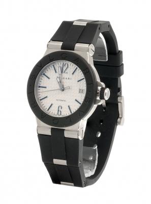 Reloj BVLGARI Diagono aluminium, automático, Cadette.