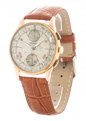 Reloj BREITLING cadette, Chronograph para caballero, años 50.