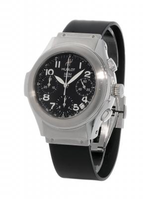 Reloj HUBLOT Elegance Chrono para caballero.