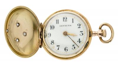 Reloj de bolsillo INVICTA para señora.