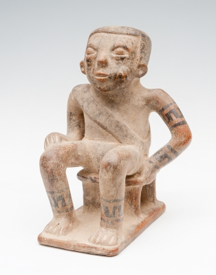 Coquero; Cultura Carchi, Colombia, 800-1400.