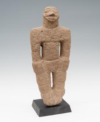 Figura de Chamán, Costa Rica, 1000-1200.