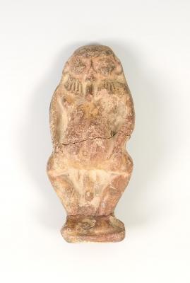 Figura del dios Bes. Egipto, Baja Época.