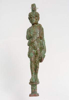 Cierre de cofre. Imperio Romano, siglo II d. C.