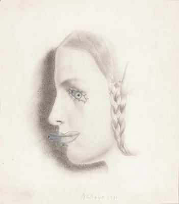 EDUARDO ARROYO (Madrid, 1937). Sin título, 1991