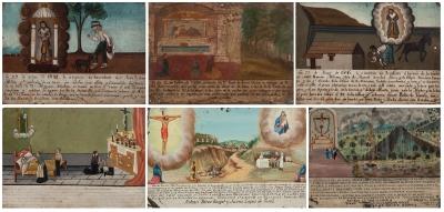 Escuela mexicana (siglo XVIII, XIX, XX)