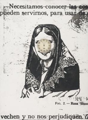 """Interior 2"", 1991. PLENSA, Jaume"