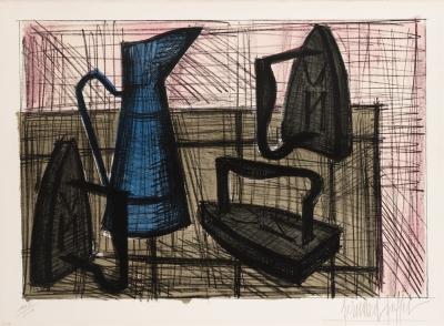 """""""Les fers á repasser"""", 1955. Bernard Buffet"""