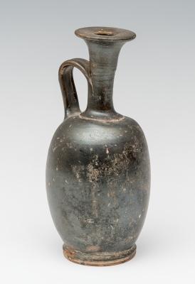 Lekythos; Ática, Grecia, siglos V-IV a. C