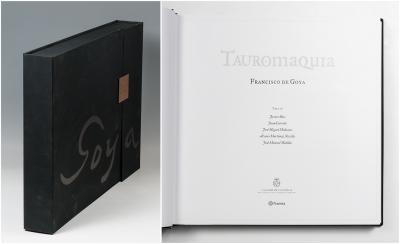"""Edición facsimilar de """"La Tauromaquia"""""""