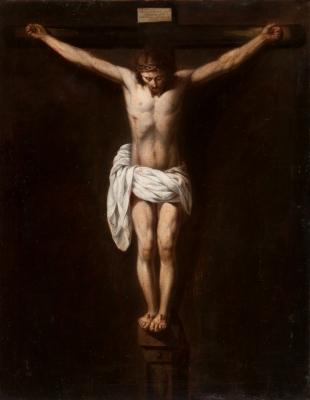 """""""Cristo crucificado"""""""
