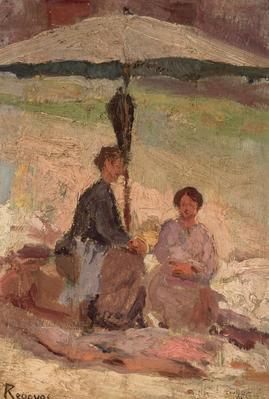 DARÍO DE REGOYOS (Ribadesella, Asturias, 1857 – Barcelona, 1913).