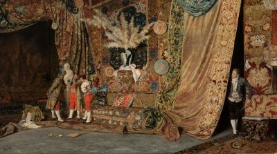 RICARDO VILLEGAS CORDERO (Seville, 1849 - 1896)