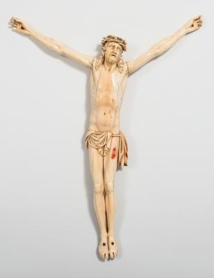 """""""Cristo crucificado""""."""
