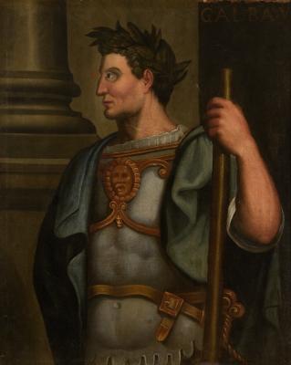 """Emperador Galva V"". Siglo XVII"